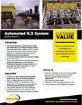 APP 28 AUTOMATED H2S SYSTEM