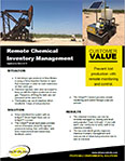 "<p style=""text-align: center;"">APP 22 <br />Remote Chemical Inventory Management</p>"