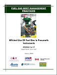 Fuel Gas Best Management Practices - Efficient Use Of Fuel Gas in Pneumatic Instruments